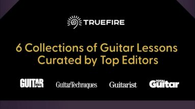 🎸 Guitar World + TrueFire - The Best in Guitar Lessons