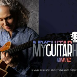 🎸 Mimi Fox's My Guitar Heroes - Intro - Guitar Lessons