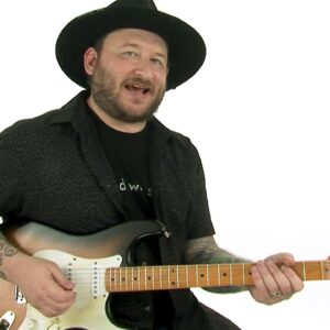 🎸 Josh Smith Guitar Lesson - Stevie Ray Vaughan - My Guitar Heroes: 3