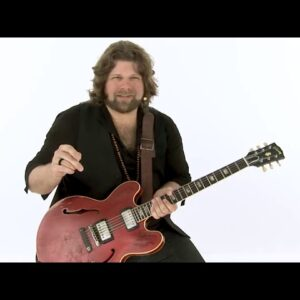 JD Simo Guitar Lesson - Blues Roots & Evolution - Psych Blues