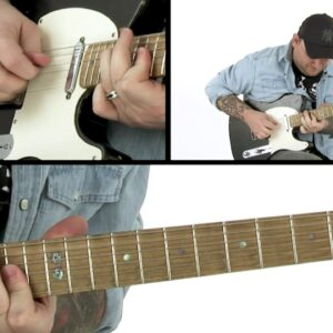 Josh Smith Blues Guitar Lesson - Ray Slow Blues in A: Performance - Blue Highways