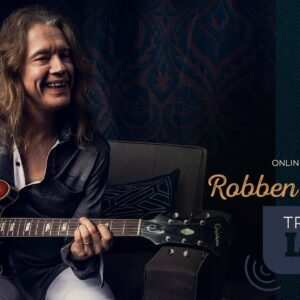 TrueFire Live: Robben Ford